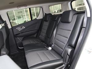 2018款3.0T 四驱 手动劲擎版 5座 后排座椅