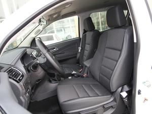 2018款3.0T 四驱 手动劲擎版 5座 前排座椅