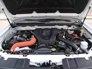 2018款3.0T 四驱 手动劲擎版 5座 发动机