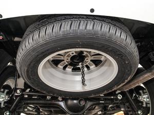 2018款3.0T 四驱 手动劲擎版 5座 备胎
