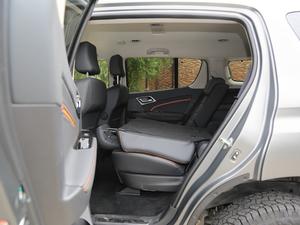 2018款1.9T 四驱 自动X-POWER版 7座 后排座椅放倒