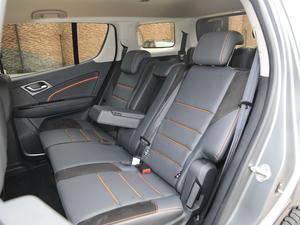 2018款1.9T 四驱 自动X-POWER版 7座 后排座椅