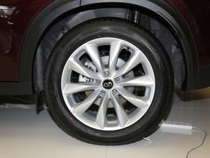 2018款2.0T 四驱菁英版 轮胎