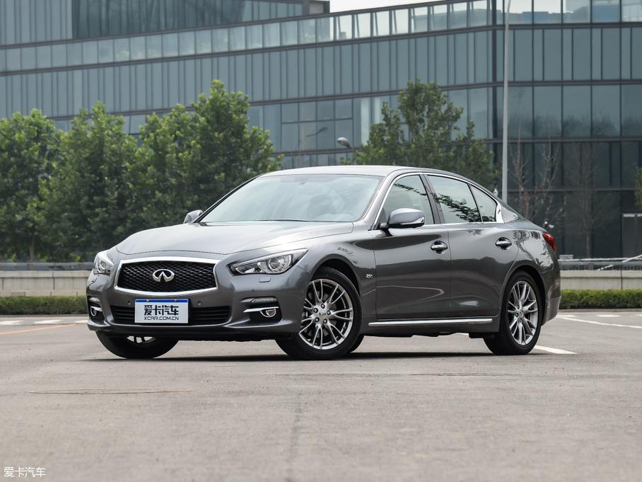 英菲尼迪Q50L现车在售 购车享3.7万优惠