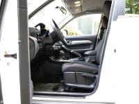 空间座椅凯翼X3前排空间