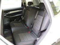 空间座椅凯翼X3后排座椅