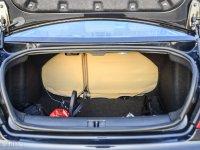 空间座椅路盛E70行李厢空间