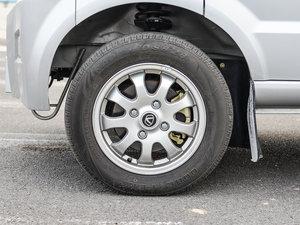 2014款1.2L 舒适型 轮胎