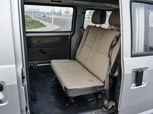 2014款1.2L 舒适型 后排空间
