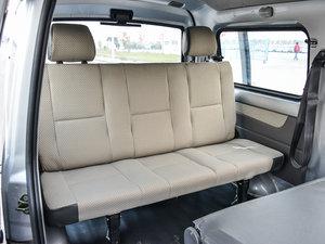 2014款1.2L 舒适型 后排座椅