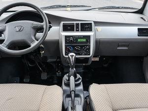 2014款1.2L 舒适型 中控台
