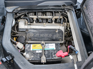 2014款1.2L 舒适型 发动机