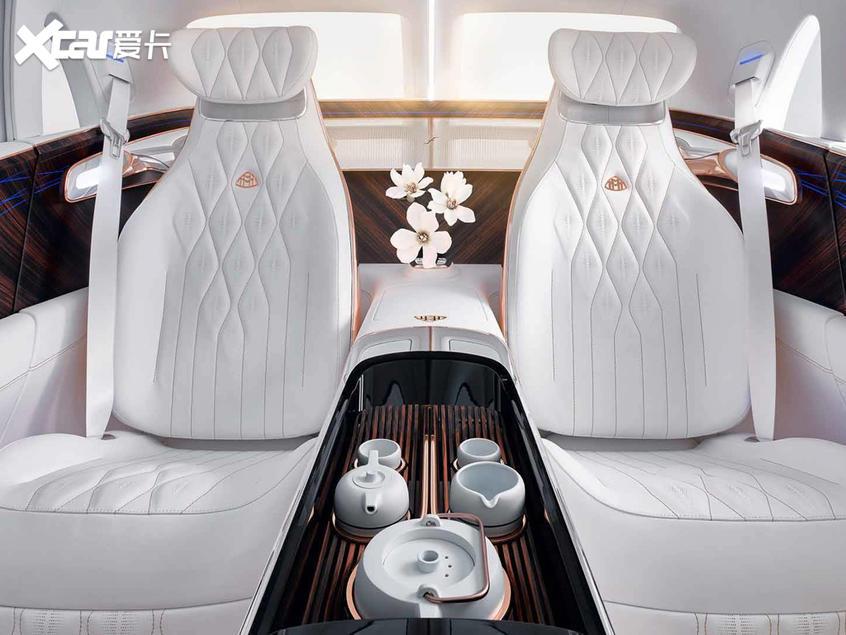 梅赛德斯-迈巴赫2018款迈巴赫Ultimate Luxury