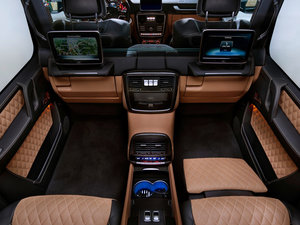 2017款650 Landaulet 空间座椅
