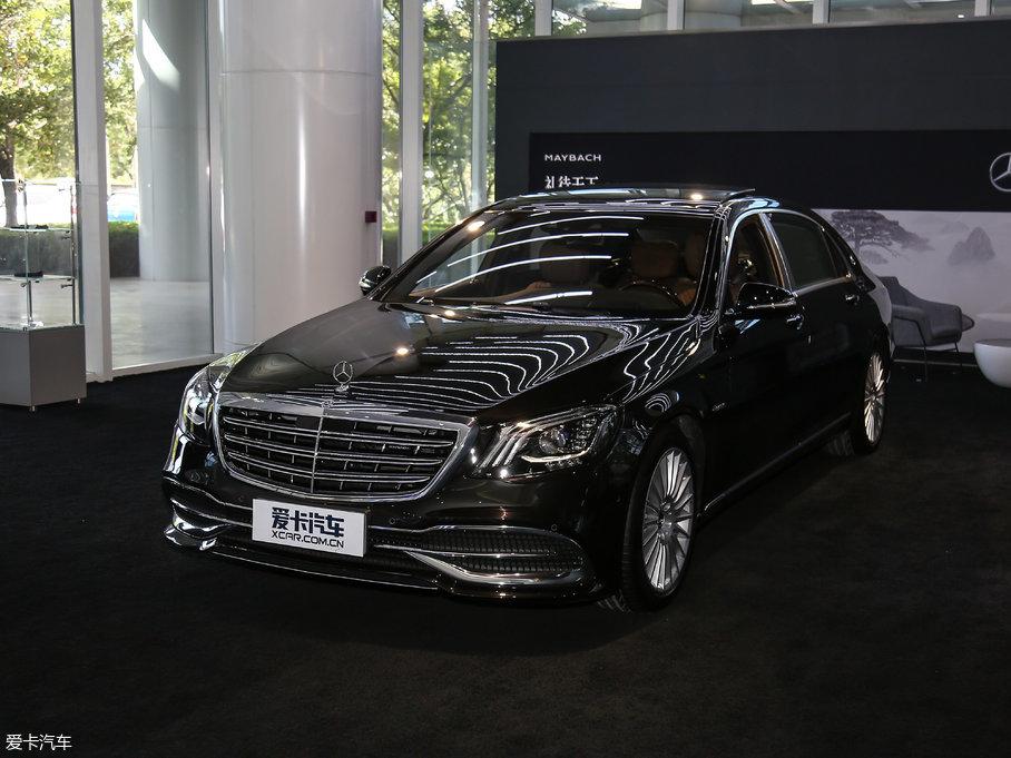 2018款迈巴赫S级 S 450 4MATIC