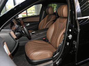 2018款S 450 4MATIC 前排座椅