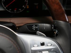 2018款S 450 4MATIC 变速挡杆
