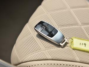 2018款S 680 钥匙
