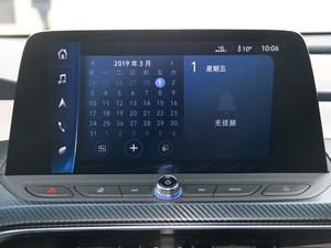 2019款互联智慧型 中控台显示屏