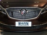 細節外觀別克GL8 ES豪華商旅車中網