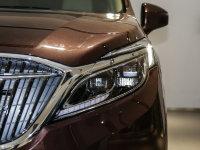 細節外觀別克GL8 ES豪華商旅車頭燈