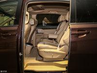 空間座椅別克GL8 ES豪華商旅車后排空間