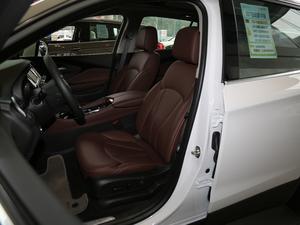 2019款20T 两驱豪华型 国VI 前排座椅