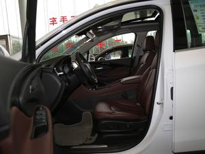 2019款20T 两驱豪华型 国VI 前排空间