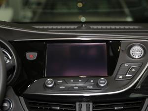 2019款20T 两驱豪华型 国VI 中控台显示屏