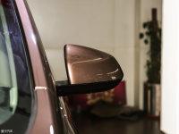 细节外观别克GL8商旅车后视镜