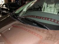 细节外观别克GL8商旅车雨刷