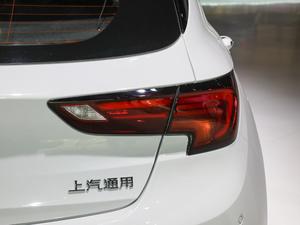 2019款两厢GS 20T 双离合豪华型 尾灯
