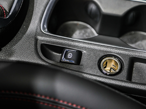 2019款两厢GS 20T 双离合豪华型 驻车制动器