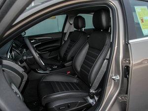 2015款1.6T 精英技术型 前排座椅