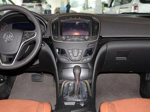 2015款1.6T 精英技术型 中控台