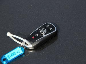 2016款20T 豪华型 钥匙