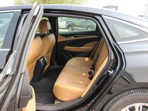 2016款20T 精英型 后排座椅