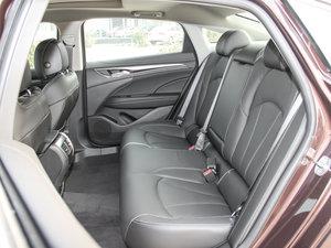 2016款改款 28T 精英型 后排座椅