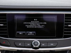 2016款30H 精英型 中控台显示屏