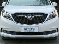 细节外观别克GL8 ES豪华商旅车中网
