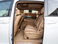空间座椅别克GL8 ES豪华商旅车后排空间