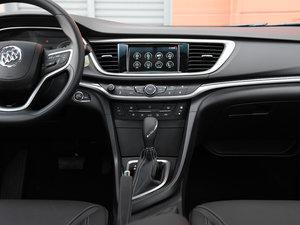 2017款15N 自动豪华型 中控台