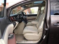 空间座椅别克GL8商旅车前排空间