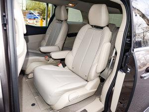2017款25S 尊贵型 后排座椅