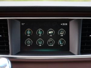 2017款25S 尊贵型 中控台显示屏