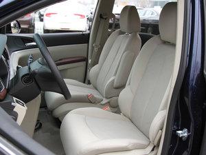 2017款25S 舒适型 前排座椅