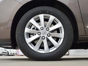 2017款25S 豪华型 轮胎