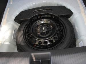 2017款20T 精英型 备胎