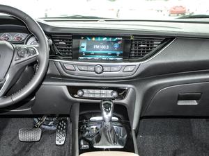 2017款20T 豪华型 中控台