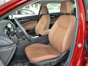 2017款20T 精英型 前排座椅